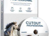 Franzis CutOut 9 professional 9.0.0.1 Full Version