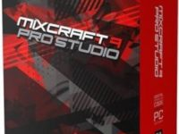 Acoustica Mixcraft Pro Studio 9.0 Build 460 Full + Keygen