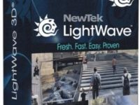 NewTek LightWave 3D 2020.0.0 Full + Serial Key