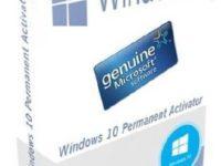 Windows 10 Permanent Activator Plus 1.1 Full + Serial Key