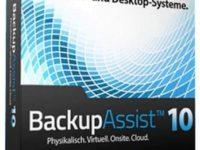 BackupAssist Desktop 10.5.3 Full + Crack