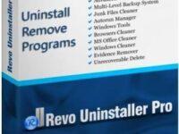 Revo Uninstaller Pro 4.3.3 Full + Patch