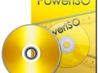 PowerISO 7.7 Full + Keygen