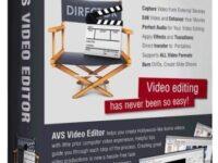 AVS Video Editor 9.4.1.360 Full + Patch
