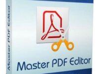 Master PDF Editor 5.6.09 Full + Keygen