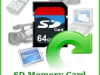 iCare SD Memory Card Recovery 1.1.8 Full + Crack