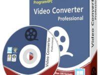Program4Pc Video Converter Pro 10.8 Full + Activator