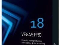 MAGIX VEGAS Pro 18.0.0 Build 284 Full + Crack