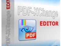 PDF-XChange Editor Plus 8.0.340.0 Full + Crack
