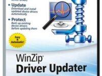 WinZip Driver Updater 5.34.1.6 Full + Crack