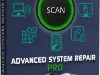 Advanced System Repair Pro 1.9.3.4 Full + Serial Key