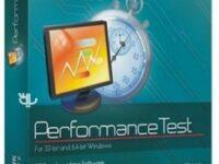 PassMark PerformanceTest 10.0 Build 1010 Full + Patch