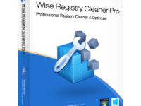 Wise Registry Cleaner Pro 10.3.2.691 Full + Activator