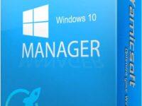Windows 10 Manager 3.3.4 Full + Keygen