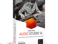 MAGIX SOUND FORGE Audio Studio 14.0 Build 86 Full + Crack