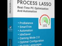 Process Lasso Pro 9.8.6.16 Full + Activator