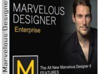 Marvelous Designer 9.5 Enterprise 5.1.469.28698 Full + Crack