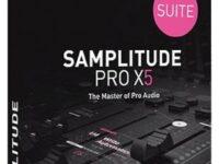 MAGIX Samplitude Pro X5 Suite 16.1.0.208 Full + Crack