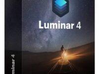 Luminar 4.3.0.7119 Full + Crack
