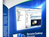 Remote Desktop Manager Enterprise 2021.1.44.0 Full + Keygen