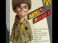 Marvelous Designer 10 Personal 6.0.405.32493 Full + Crack