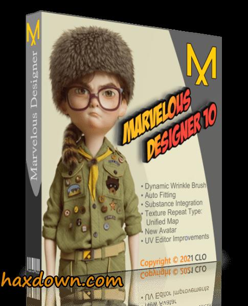 Marvelous Designer Personal