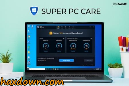 Systweak Super PC Care
