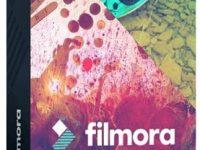 Wondershare Filmora X 10.1.0.19 Full + Crack