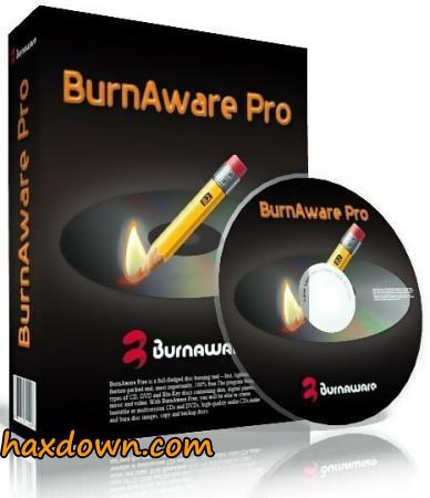 BurnAware Professional - Premium
