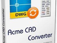 Acme CAD Converter 2021 8.10.0.1528 Full + Keygen