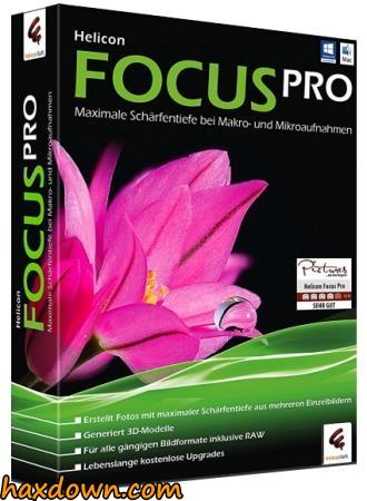 Helicon Focus Pro