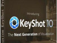 Luxion KeyShot Pro 10.1.82 Full + Crack