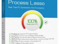 Process Lasso Pro 10.0.0.164 Full + Activator
