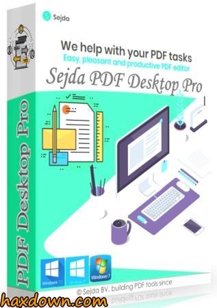 Sejda PDF Desktop Pro