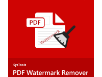 SysTools PDF Watermark Remover 4.0 Full + Crack