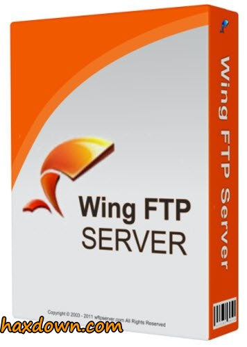 Wing FTP Server Corporate