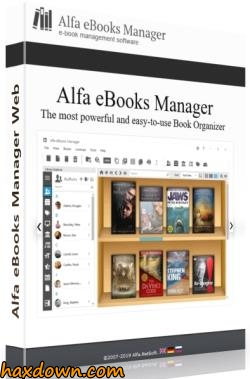 Alfa eBooks Manager Pro - Web