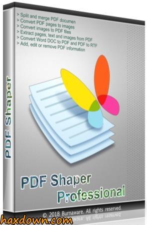 PDF Shaper Professional - Premium