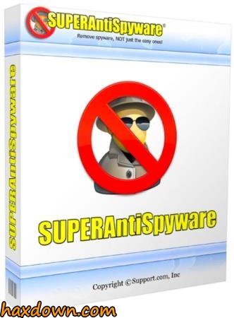 SUPERAntiSpyware Professional X