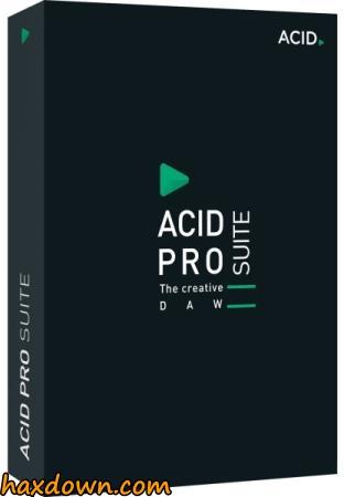 MAGIX ACID Pro Suite
