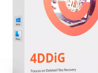 Tenorshare 4DDiG 7.7.0.32 Full + Keygen