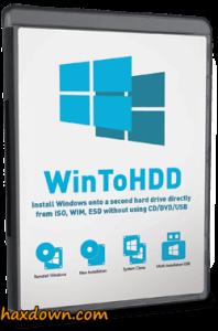 WinToHDD Enterprise - Professional - Technician