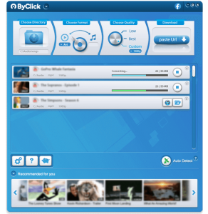 ByClick Downloader Premium