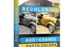 CODIJY Recoloring 4.0.3 Full + Crack