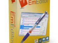 Emurasoft EmEditor Professional 20.9.0 Full + Keygen
