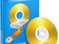 PowerISO 8.0 Full + Keygen