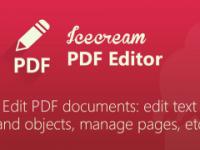 Icecream PDF Editor Pro 2.52 Full + Patch